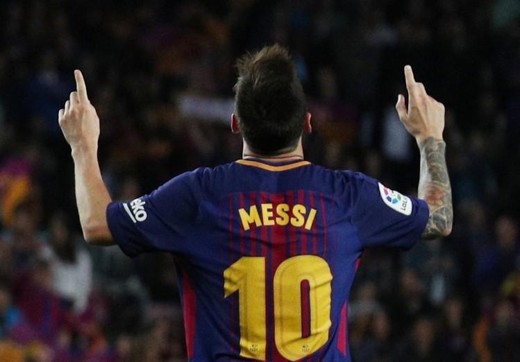 Lionel Messi y su esposa celebran el cumpleaños de su hijo menor