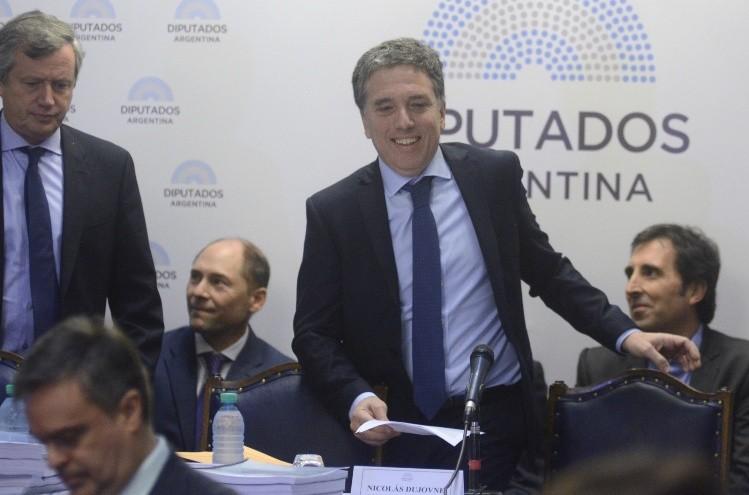 Resultado de imagen para argentina presupuesto dujovne