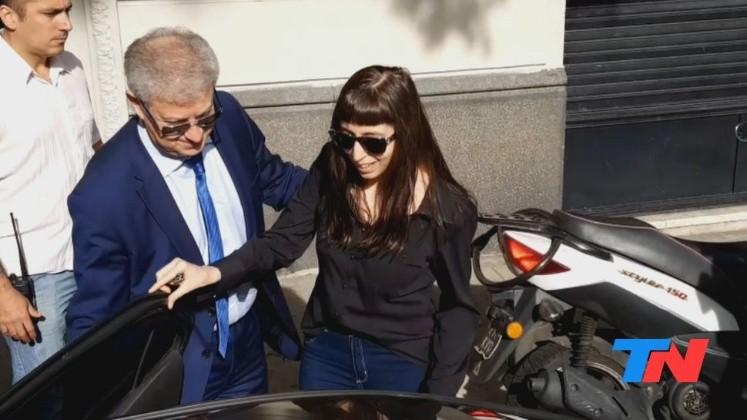 Causa Hotesur: Indagan a Florencia Kirchner