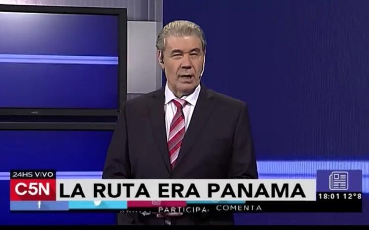 Echaron a Víctor Hugo Morales de C5N |