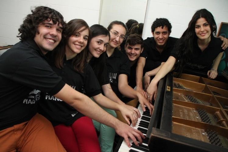 Festejan músicos a su patrona Santa Cecilia