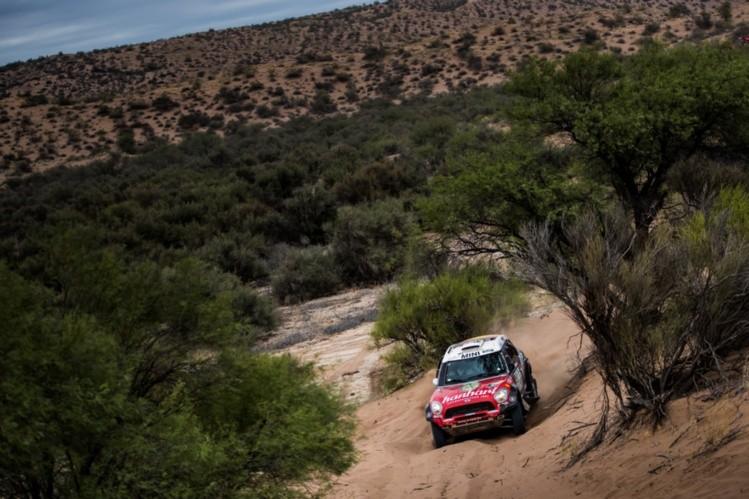 Etapa por etapa, así se correrá el Dakar 2018