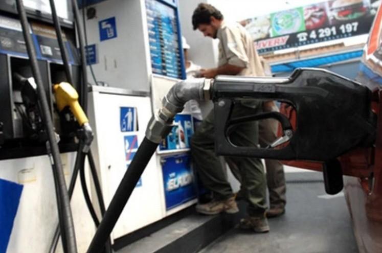 Suben 6% los combustibles en todo el país — Continúan los aumentos
