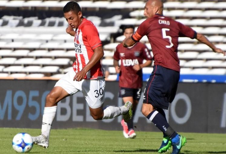 Estudiantes venció 1 a 0 a Talleres, en Córdoba — Superliga