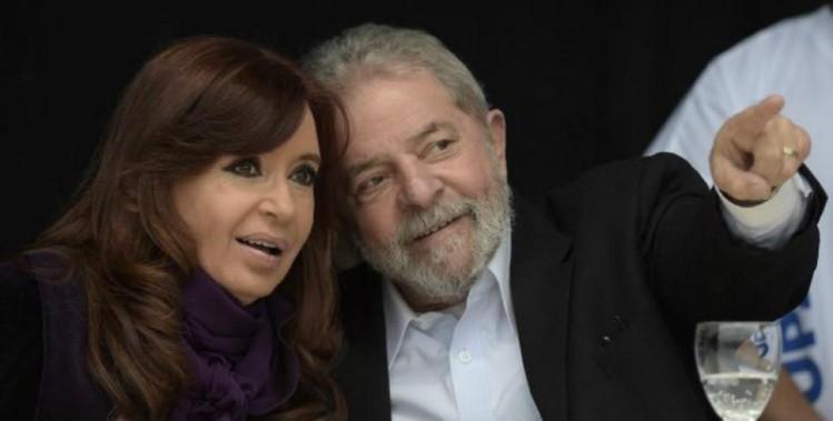 Lula bancó a CFK: