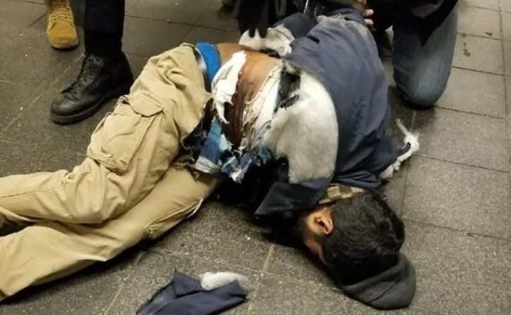 Nueva York: intento de atentado dejó cinco heridos