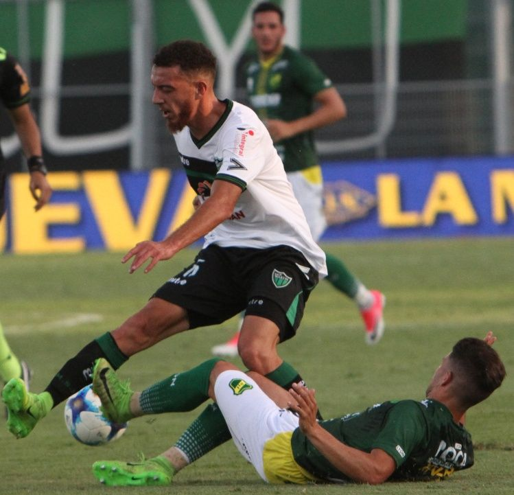San Martín terminó con la buena racha de Defensa — Superliga