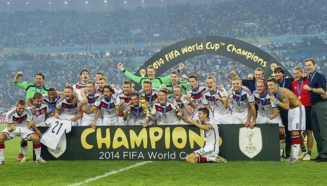 ¿Cuánto ganará cada alemán si logra el título en Rusia 2018?