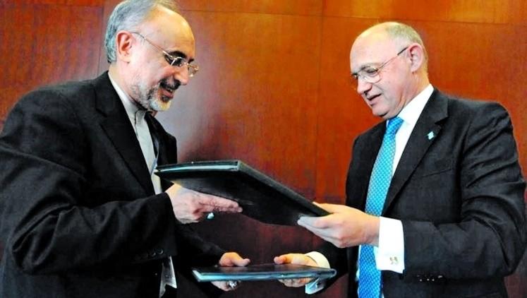 Resultado de imagen para memorando argentina iran