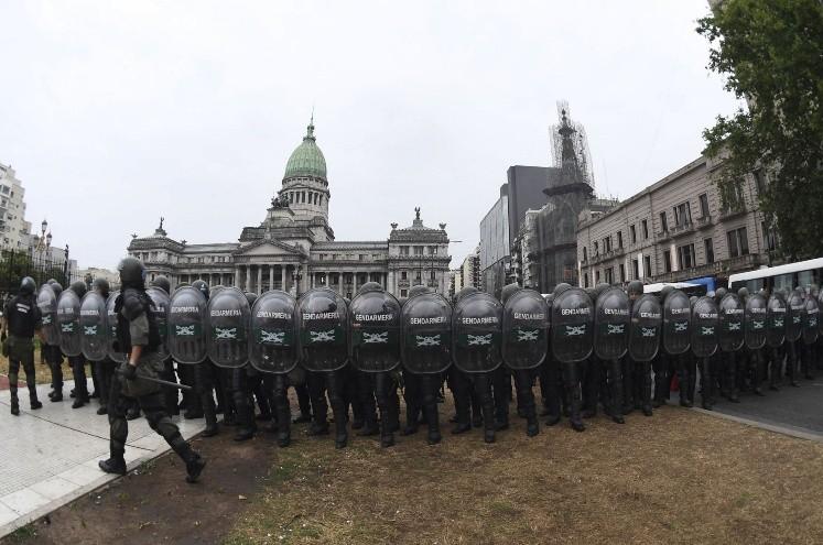 CGT define si se suma a marchas contra reforma previsional