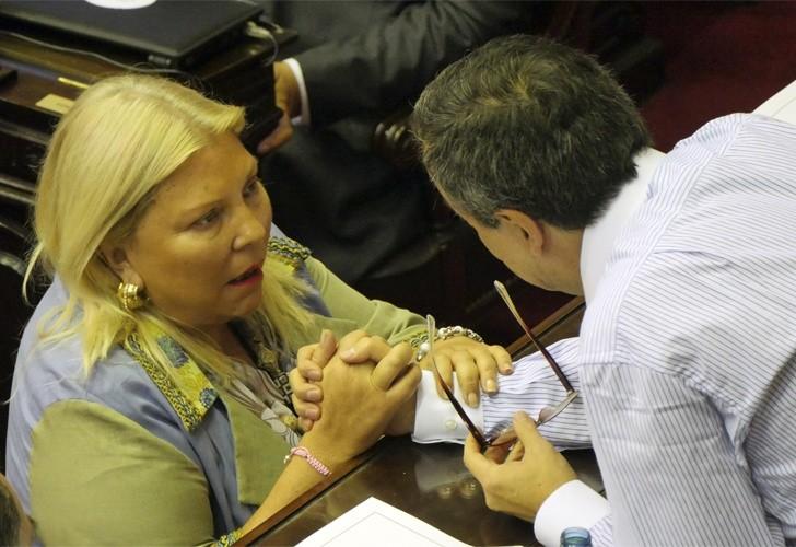 Incidentes en el debate de la Reforma Previsional