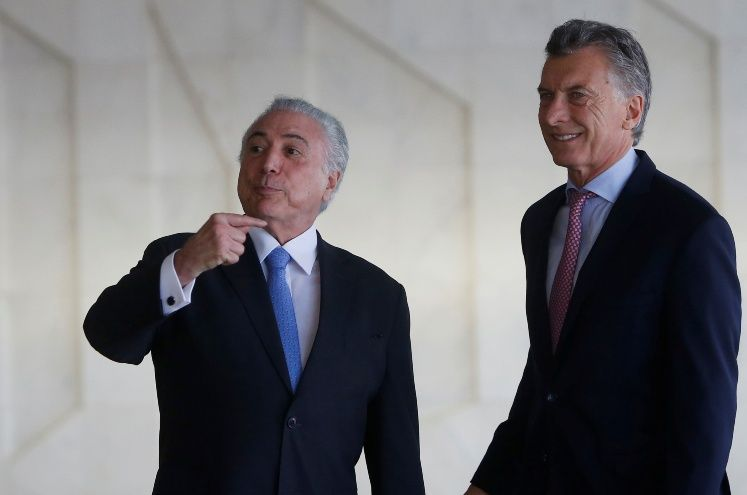 Tras aprobación de la reforma previsional, Macri retoma la agenda internacional