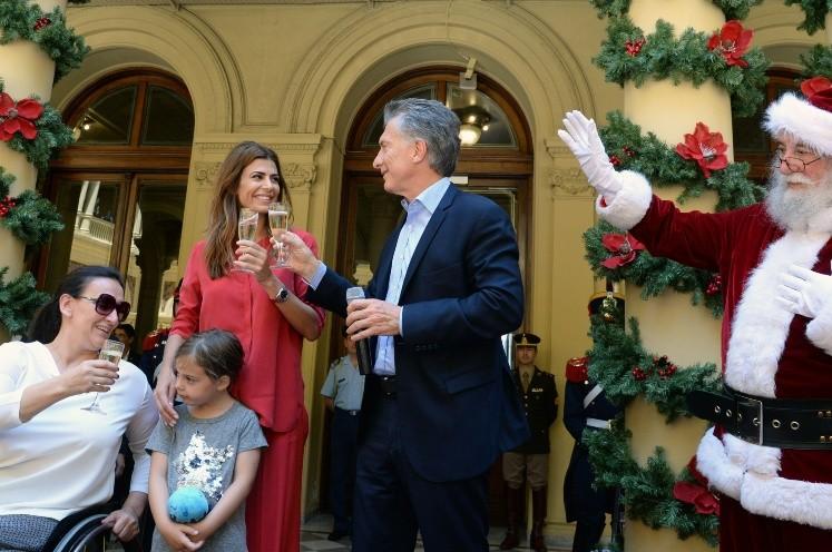 Macri: Los jubilados cobrarán entre 4 y 6% más que la inflación