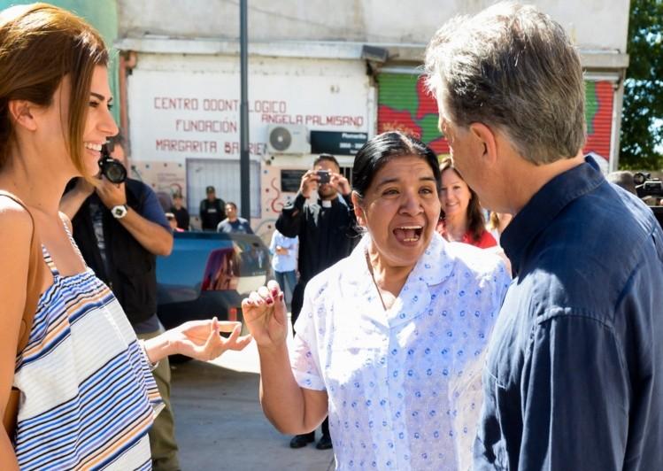 El presidente Macri llega a Villa la Angostura para despedir el año
