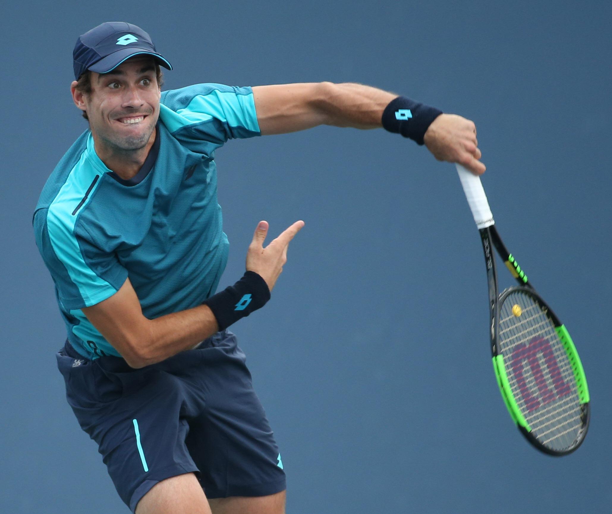 Monfils alzó el primero del 2018 — ATP Doha