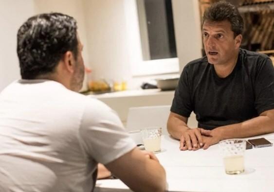 ¿Qué opinó Stolbizer sobre la reunión Massa-Menéndez?