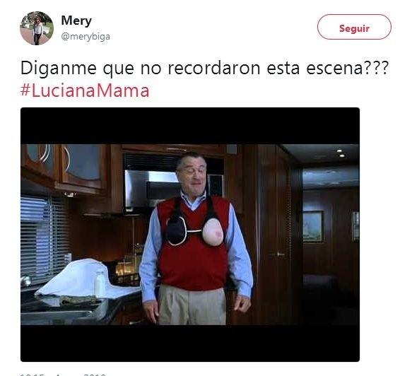 Luciana Salazar sobre Martín Redrado: