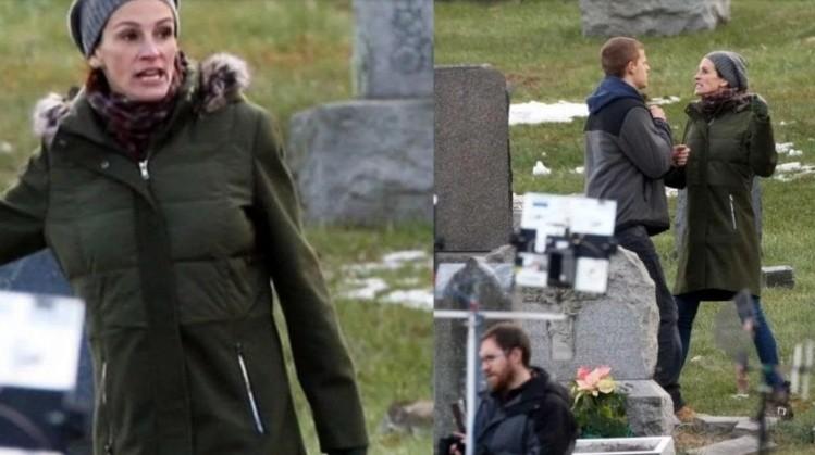 Julia Roberts reveló que vivió una experiencia paranormal durante un rodaje