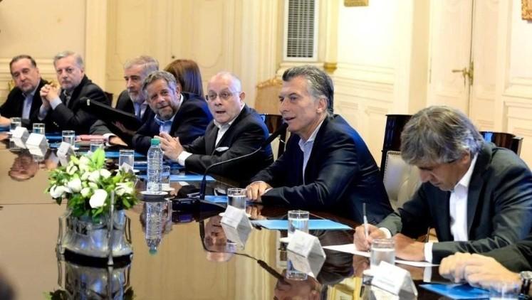 Macri solicitó que se dé
