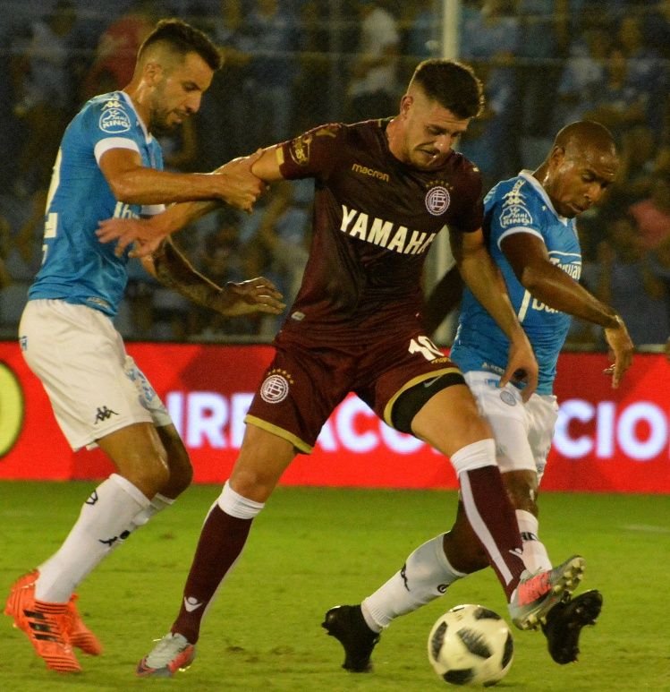 Belgrano y Lanús se enfrentarán con distintos objetivos — Superliga