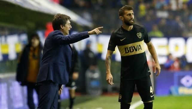 Gino Peruzzi se iría a jugar a Uruguay — Boca