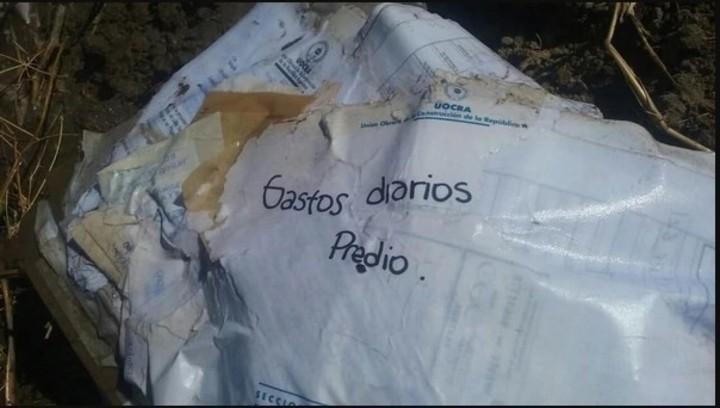 Sindicalista detenido tenía más de u$s 423.000 en su caja fuerte