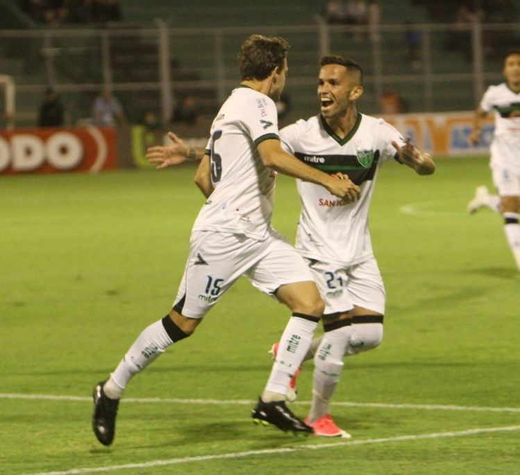San Martín y Tigre empataron sin goles en San Juan