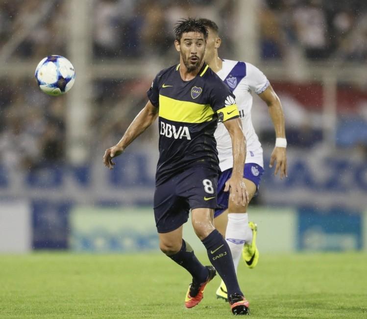 Una mala para Boca: se confirmó la lesión de Pablo Pérez