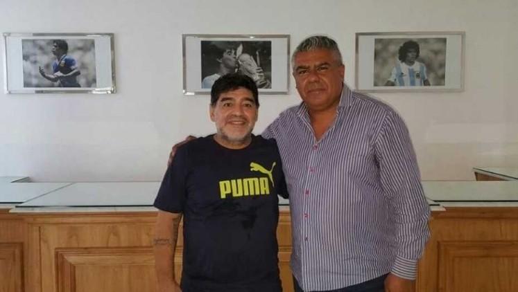 Maradona considera que Argentina ha perdido el respeto de sus rivales