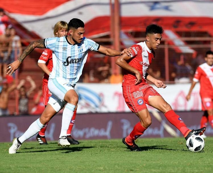 Argentinos Juniors y Atlético Tucumán empataron en atractivo duelo en La Paternal