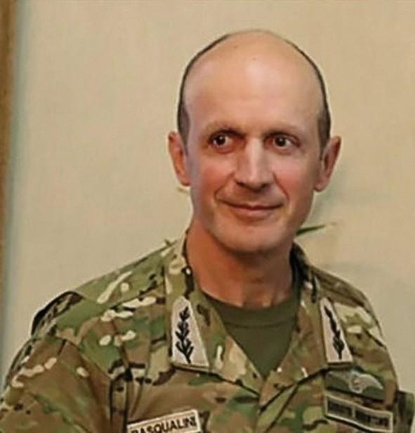 Formalizan la designación del nuevo jefe del Ejército, que asume esta tarde