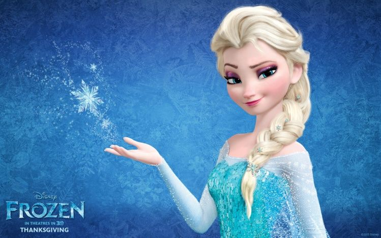 ¿Elsa podría tener una novia en Frozen 2?