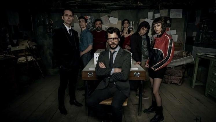 La Casa de Papel: ¿cuándo llega la segunda temporada a Netflix?