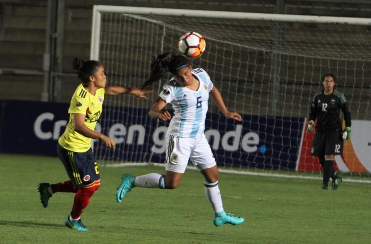 La Selección Colombia golea a Perú en el Sudamericano Femenino Sub-17