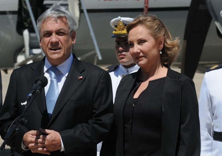 Sostiene Piñera reunión con Macri antes del cambio de mando