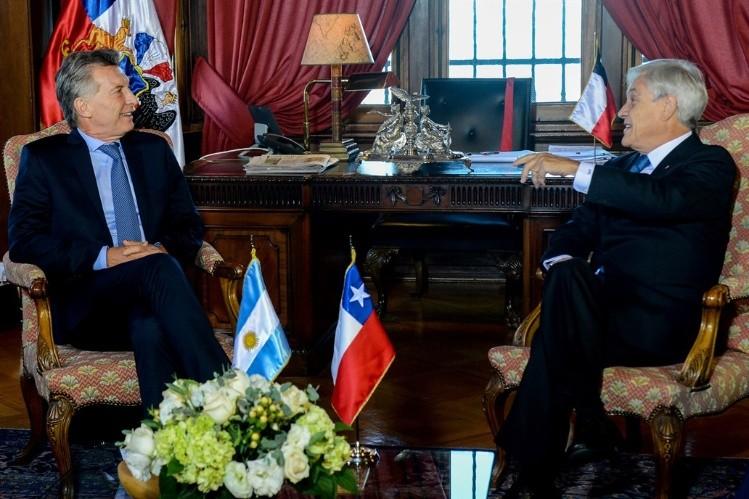 Macri asistirá a la asunción de Piñera como presidente de Chile