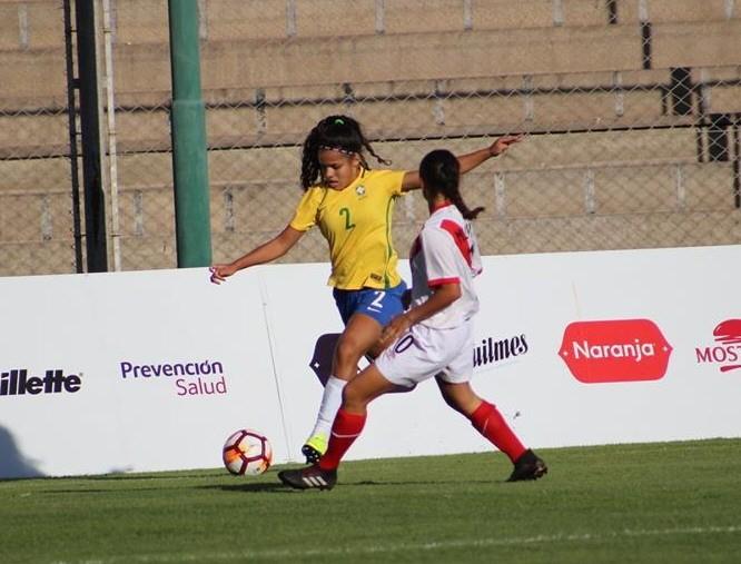 Venezuela y Chile se enfrentan en el Sudamericano femenino Sub-17