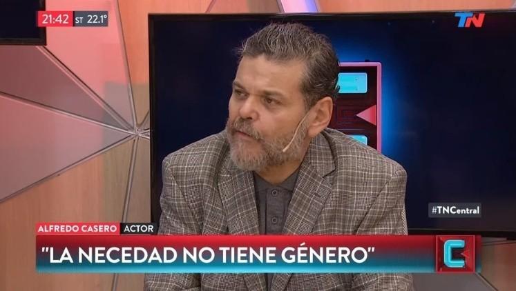 Casero comparó a las feministas con los femicidas — Otro derrape