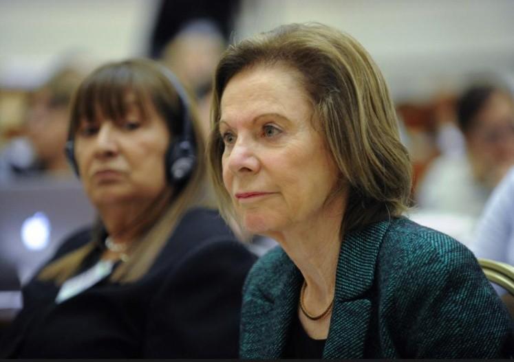 Macri propone a Inés Weinberg de Roca como sucesora de Gils Carbó