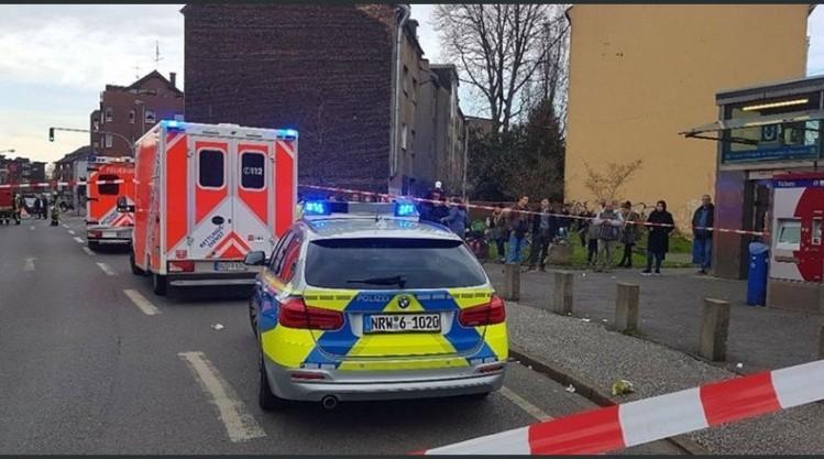Choque entre dos trenes subterráneos en Alemania deja 35 heridos