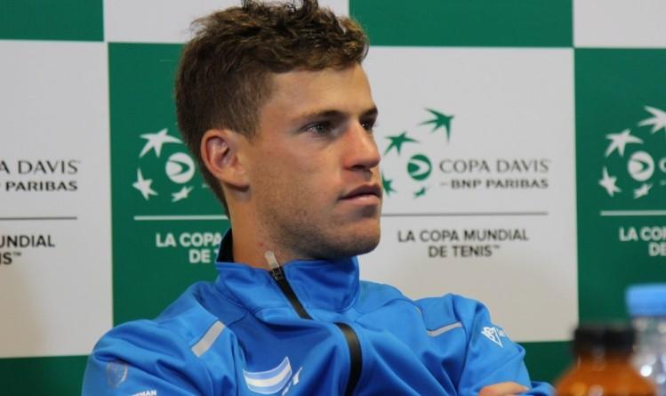 Resultados Del Primer Día De Copa Davis En Latinoamérica