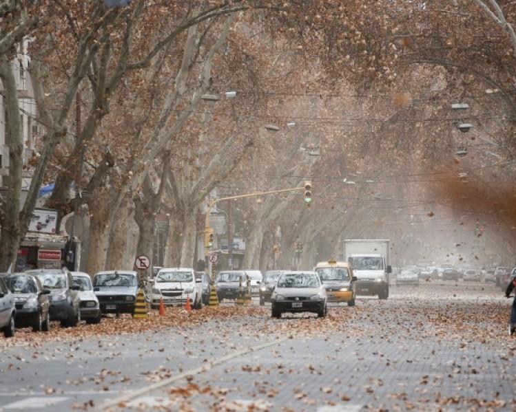 Miércoles con poco cambio de la temperatura — Pronóstico