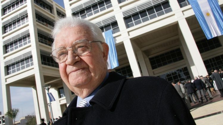 Murió el ex gobernador de San Juan Carlos Enrique Gómez Centurión