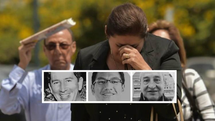 Confirman el asesinato de tres periodistas ecuatorianos secuestrados
