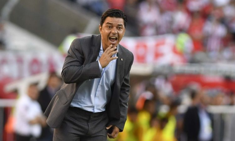 Ajustado triunfo de River Plate por 1 a 0 en Ecuador