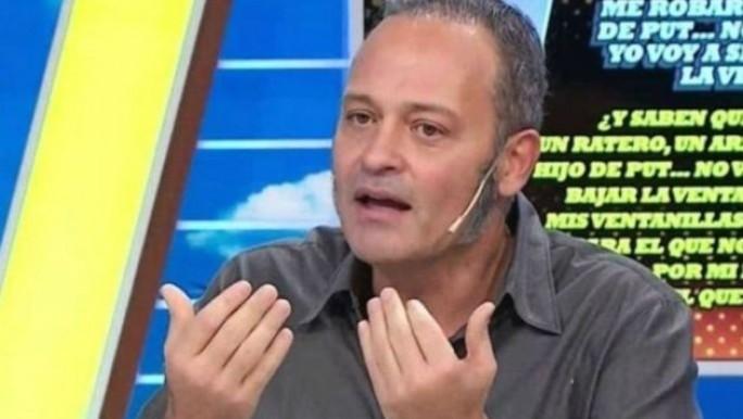La despedida de Rial a Cristian Caracciolo, el camárografo de Intrusos