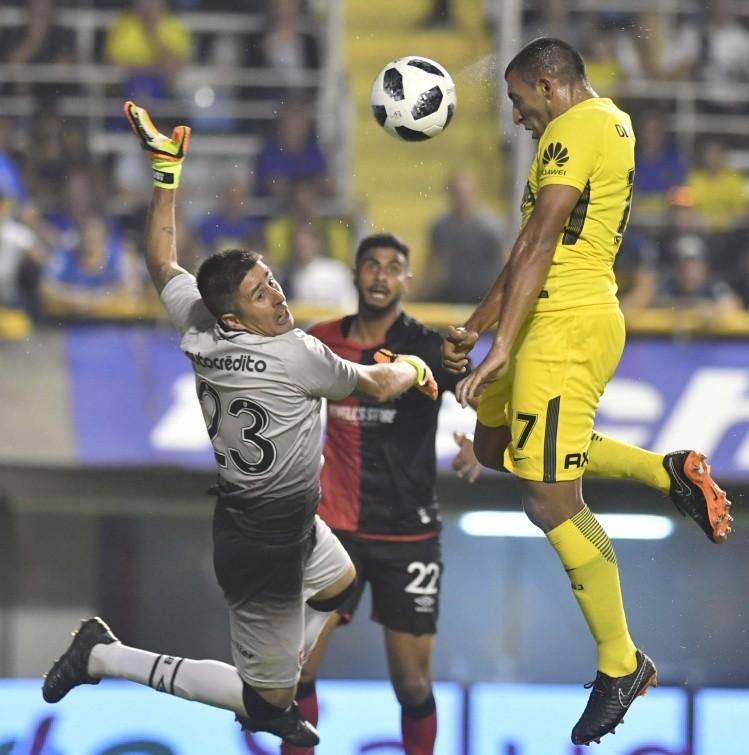 Palmeiras dio el golpe y venció a Boca — Bombonerazo