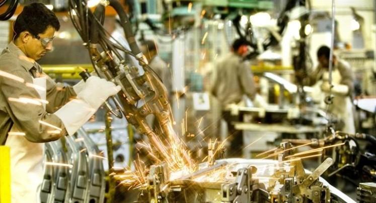 La construcción y la industria registraron fuertes alzas en marzo