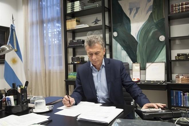 El Gobierno de Macri envió al Congreso la reforma laboral