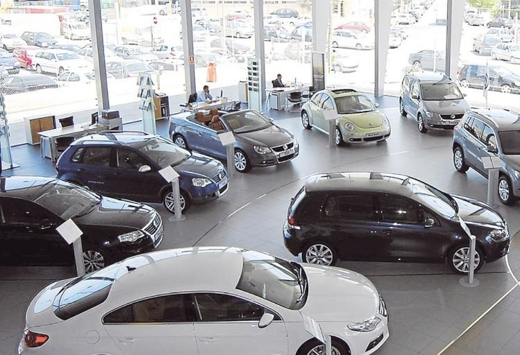 La venta de autos creció 6% en mayo pese a aumentos